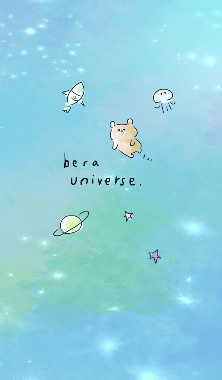 くま 宇宙