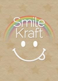 Smile & Kraft paper. 2