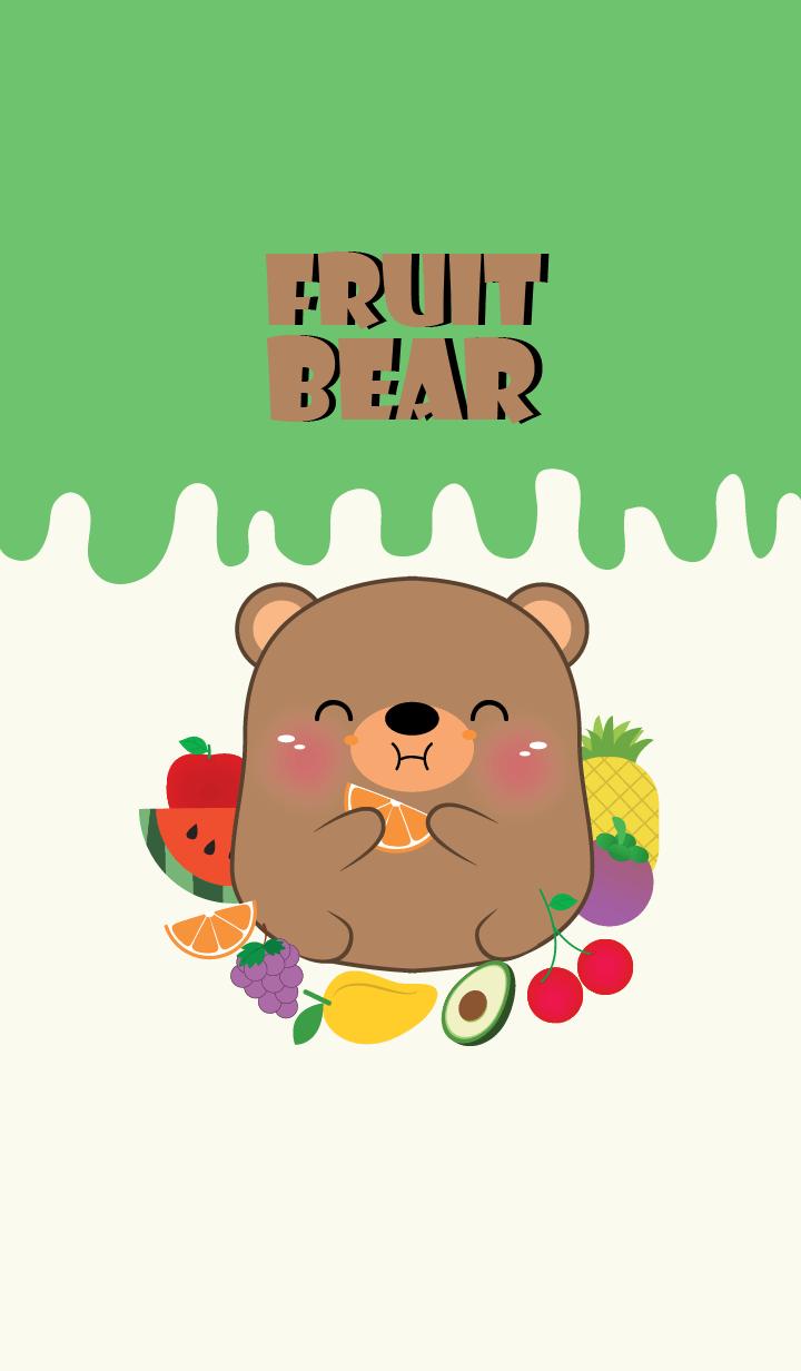 Bear And Fruit Theme (jp)