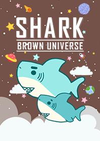 浩瀚宇宙 寶貝鯊魚出沒 咖啡