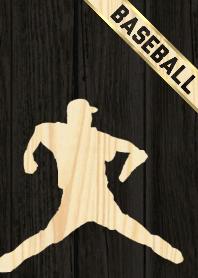 Baseball Wood Style Ver.2