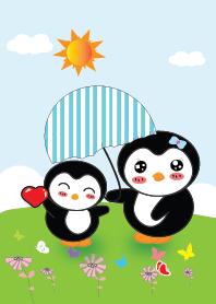 Cute Penguin th