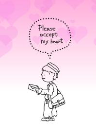 Please accept my heart
