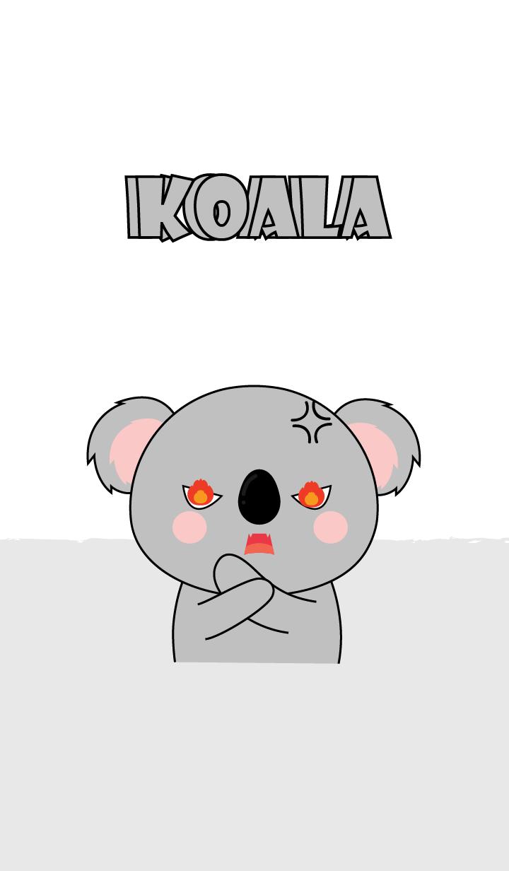 I'm Cute Koala