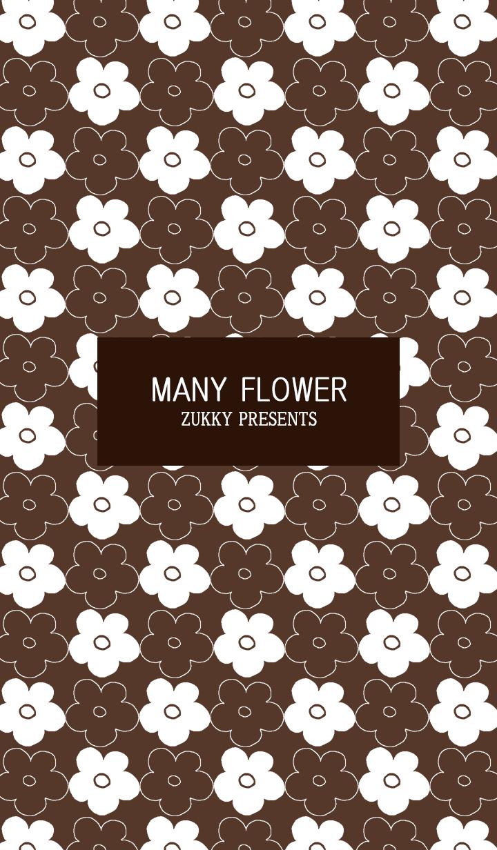 MANY FLOWER76