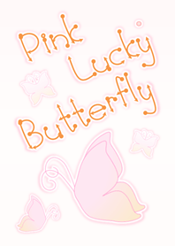 Pink Lucky Butterfly (Pink V.2)