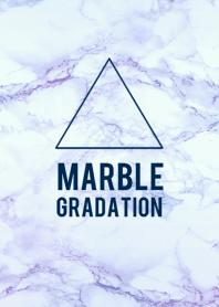Marble X Gradation - Ice Blue.