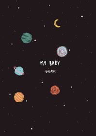 My baby galaxy