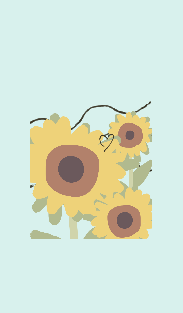 My SunFlowers