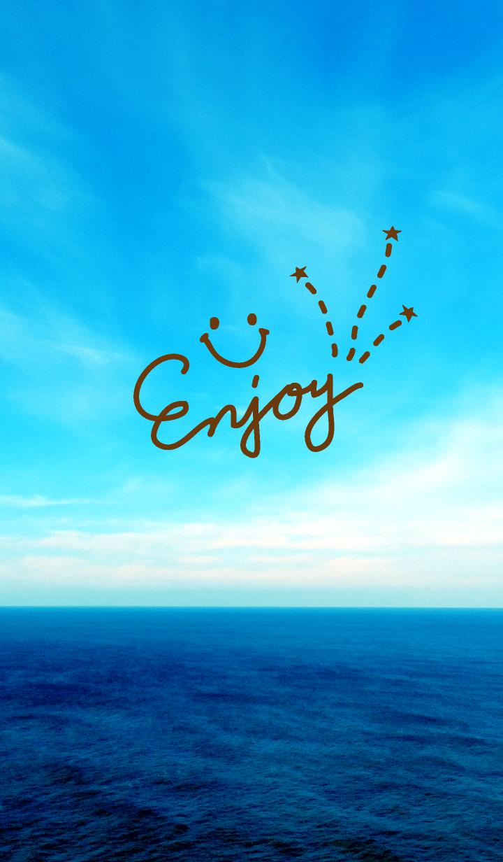 A Spanish sea! Smile.21