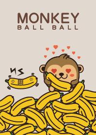 ธีมไลน์ Monkey Ball Ball