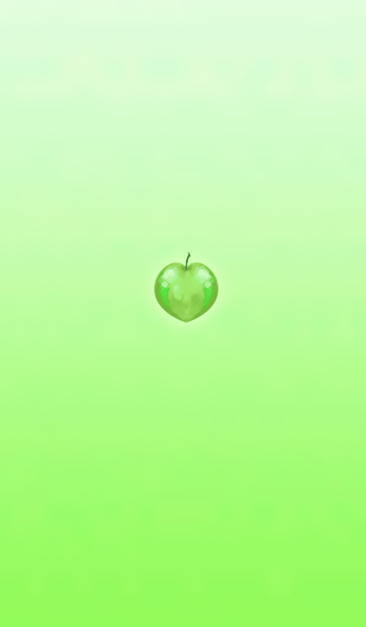 Green Blue Apple Lucky