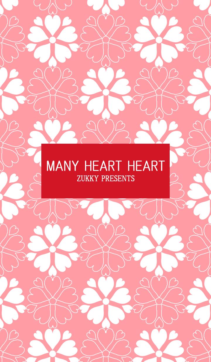 MANY HEART HEART2
