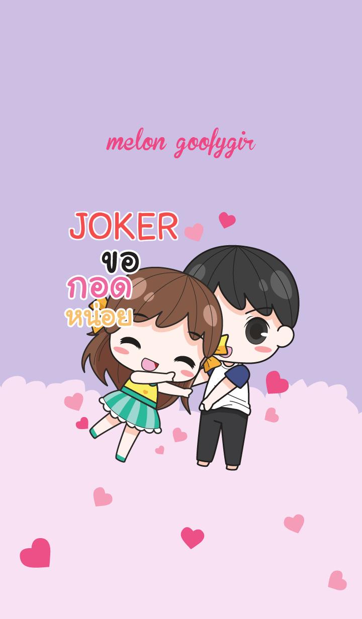 JOKER melon goofy girl_V11 e