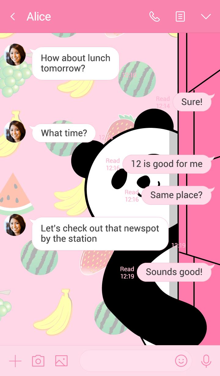 Panda daily 7