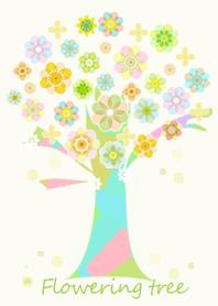 artwork_Flowering tree