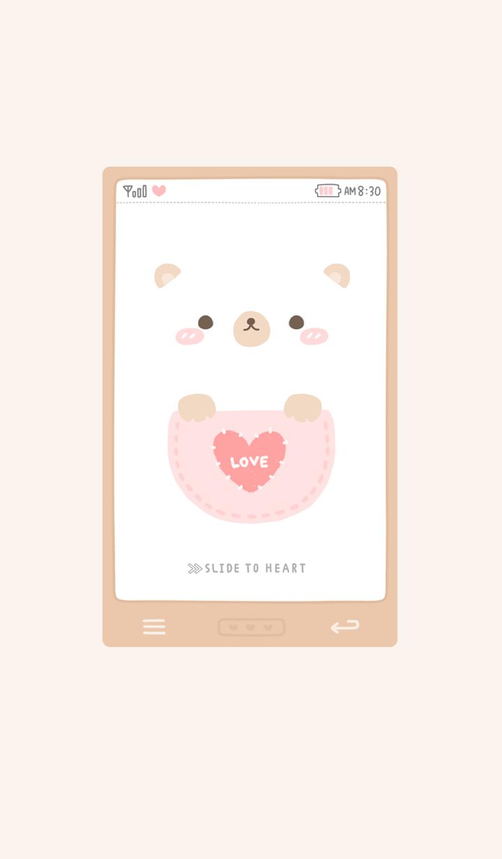 Teddy's cell phone