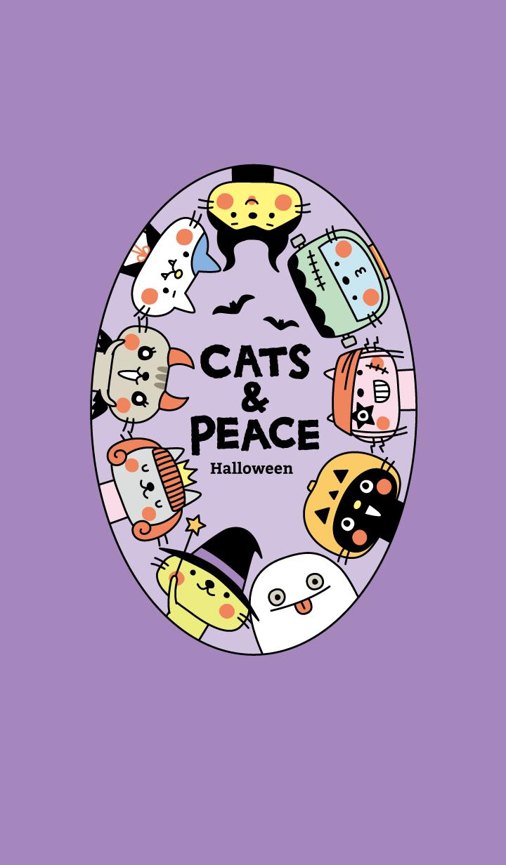 CATS & PEACE Halloween2019