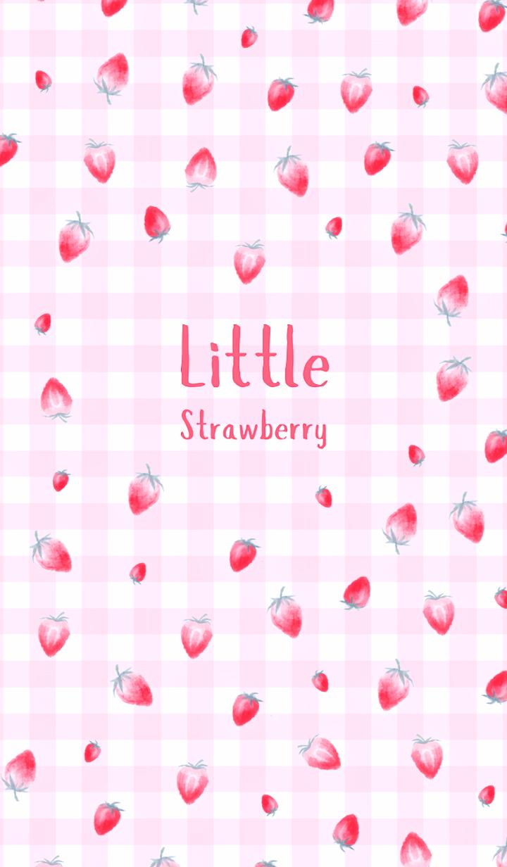 Little Strawberry #Pink.