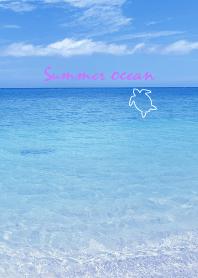 Summer ocean 19.
