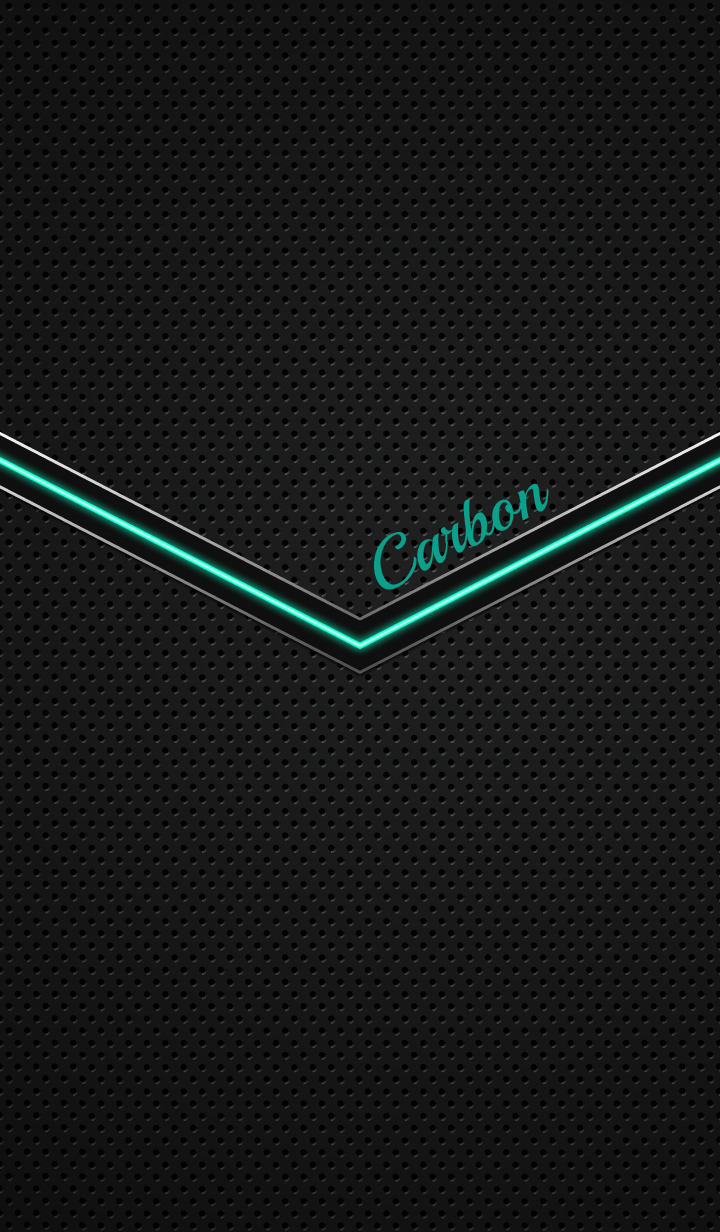 Stylish Carbon.. [Green]