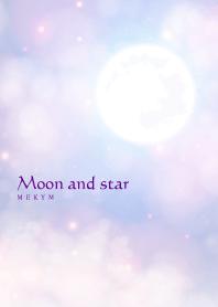 Moon and star 17 -MEKYM-