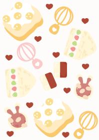 Yummy sandwich 17 :)