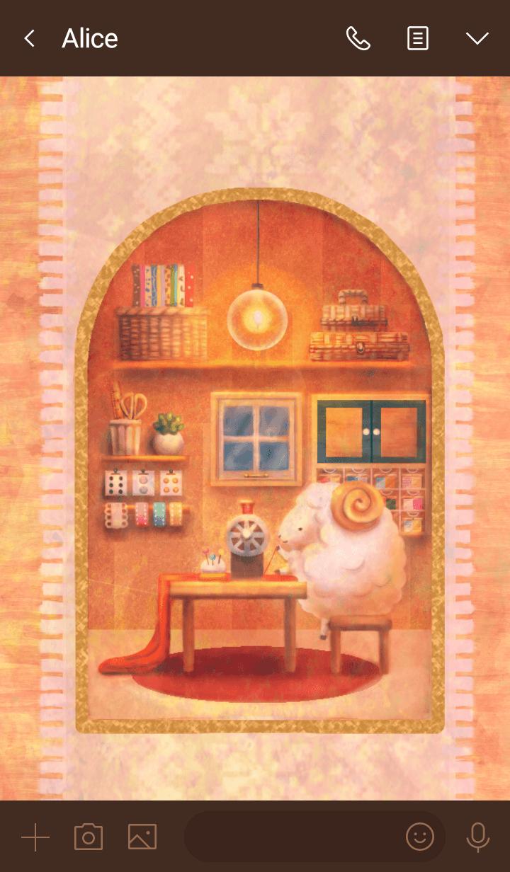Sheep's atelier