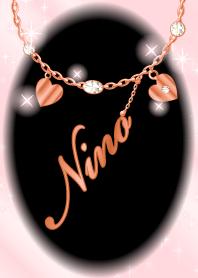 Nino-economic fortune-PinkGold-name