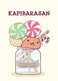 KAPIBARASAN KYURUTTO CANDY SHOP