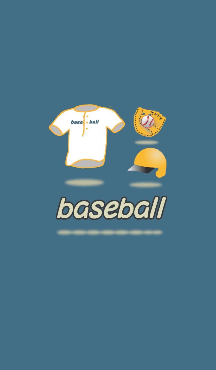 黄色(sunshine)い野球道具あれこれ