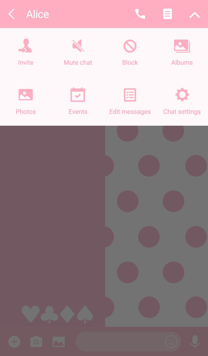 Bi-color -Pastel pink- #pop