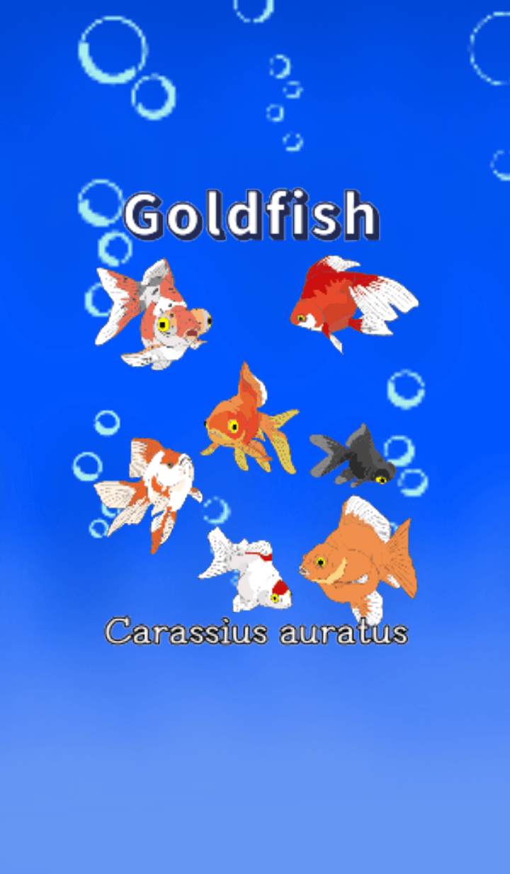 Goldfish Goldfish Goldfish #cool