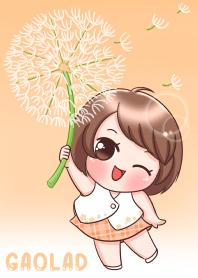 เกาลัดกับดอกไม้แห่งความหวัง