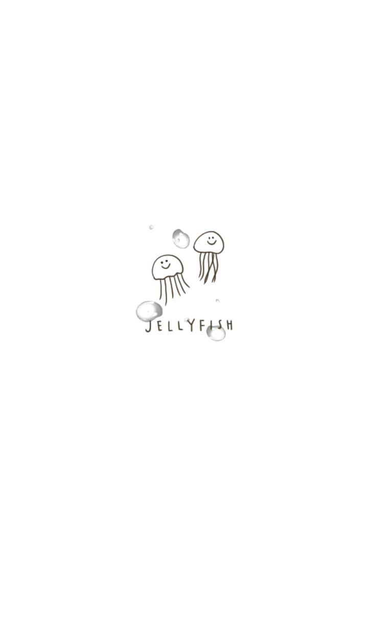 simple jellyfish theme.
