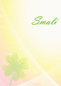 No.1417 Smali Lucky Clover name