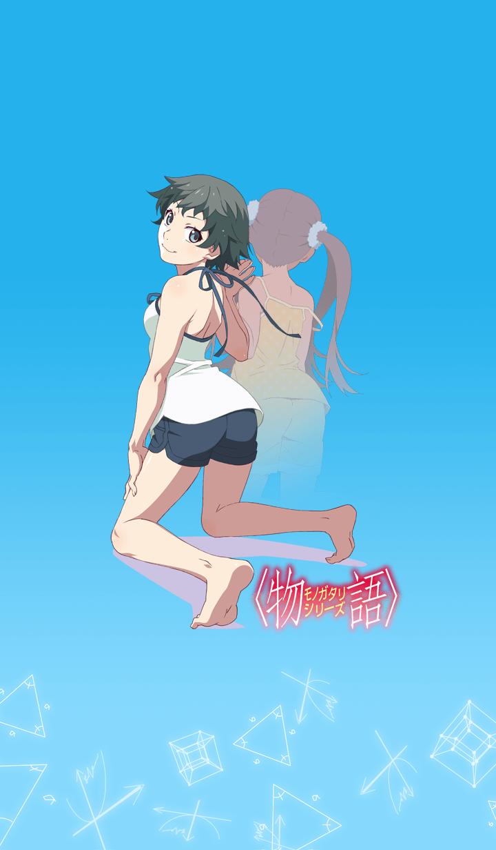 MONOGATARI Series(Oikura Sodachi)