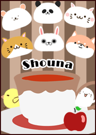 Shouna Scandinavian mocha style