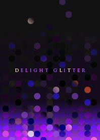 Delight Glitter Purple J