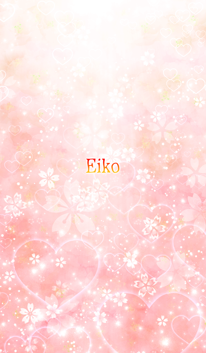 Eiko Love Heart Spring