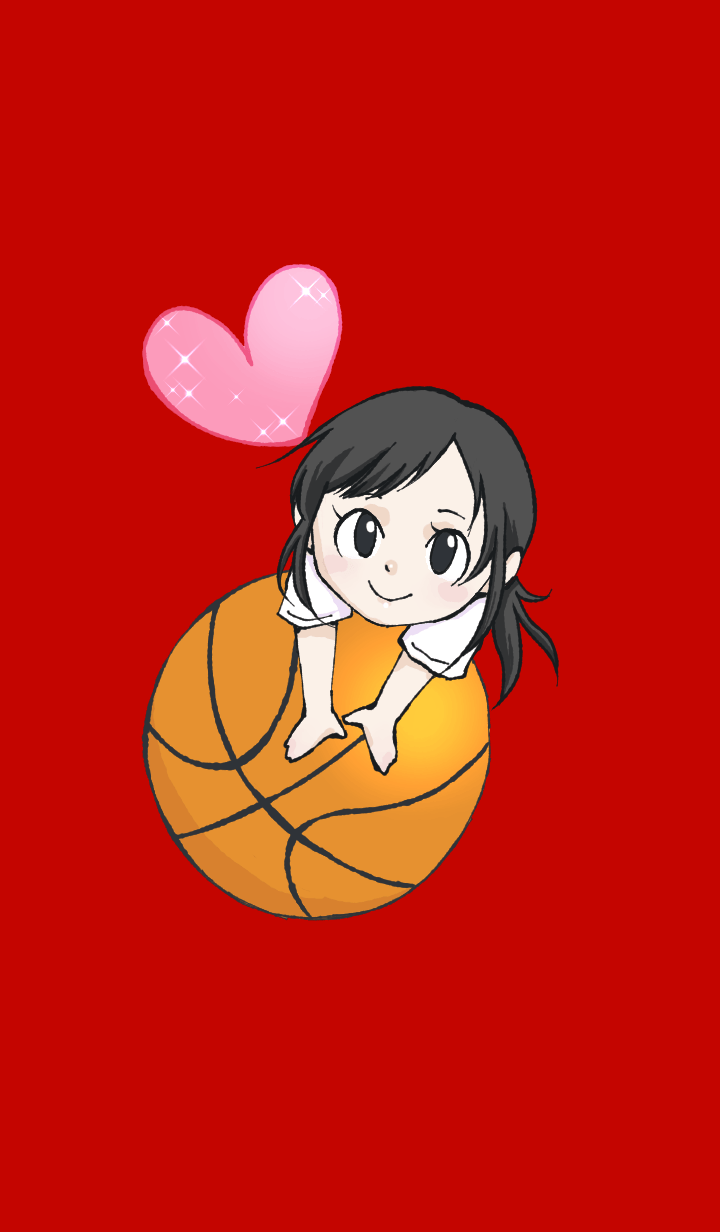 Girl in Basketball club 04