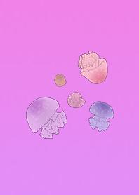 Love jellyfish chan