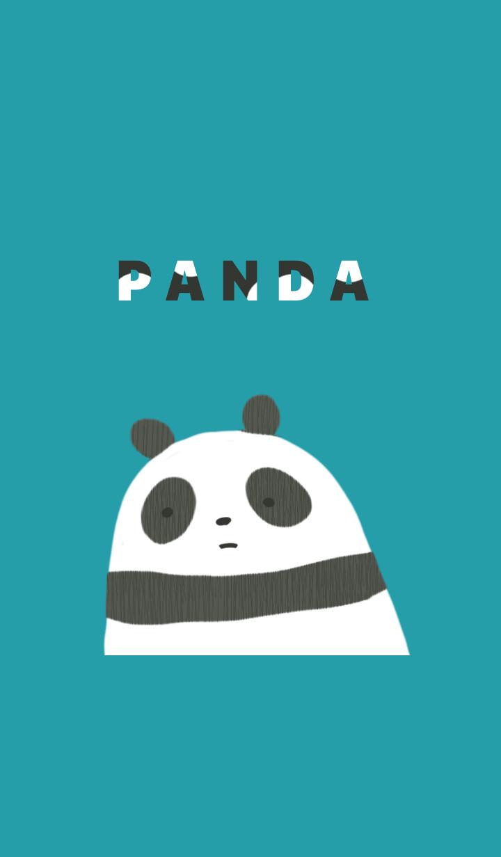 Panda and bear