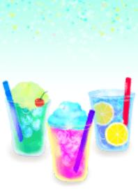 Photogenic drink illust