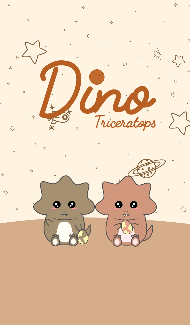 Dino in Galaxy