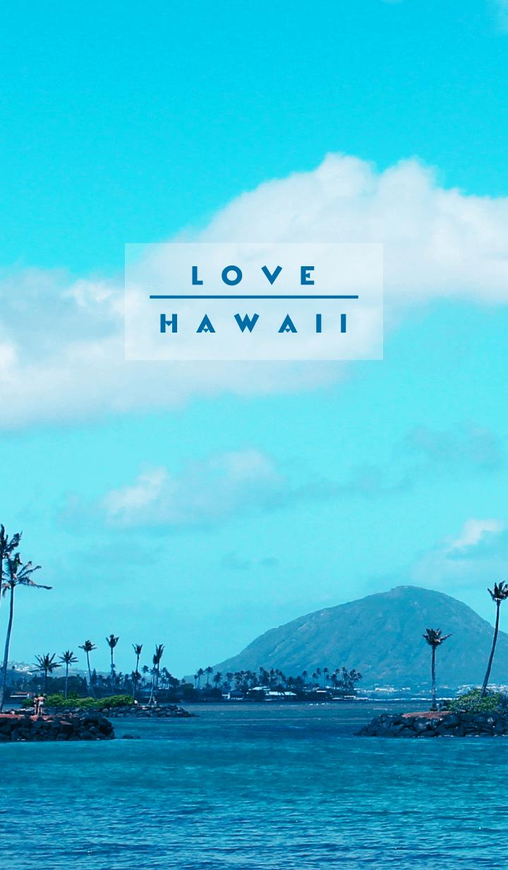 I LOVE HAWAII -MEKYM- 11