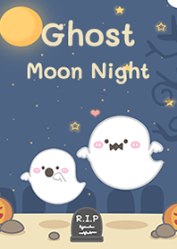 Ghost Moon Night Day!