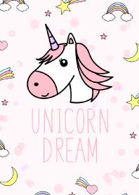 Unicorn Dream Pink