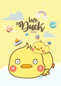 Duck Baby Yellow
