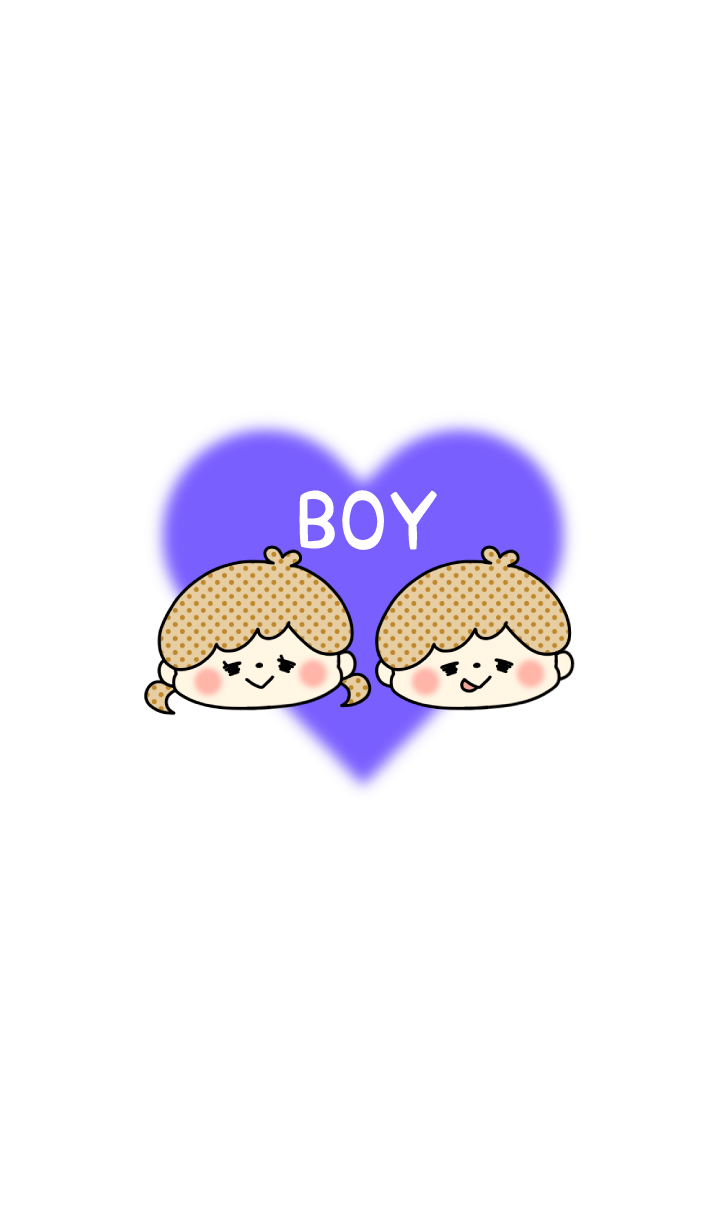 -LOVELY COUPLE THEME- BOY / No.13